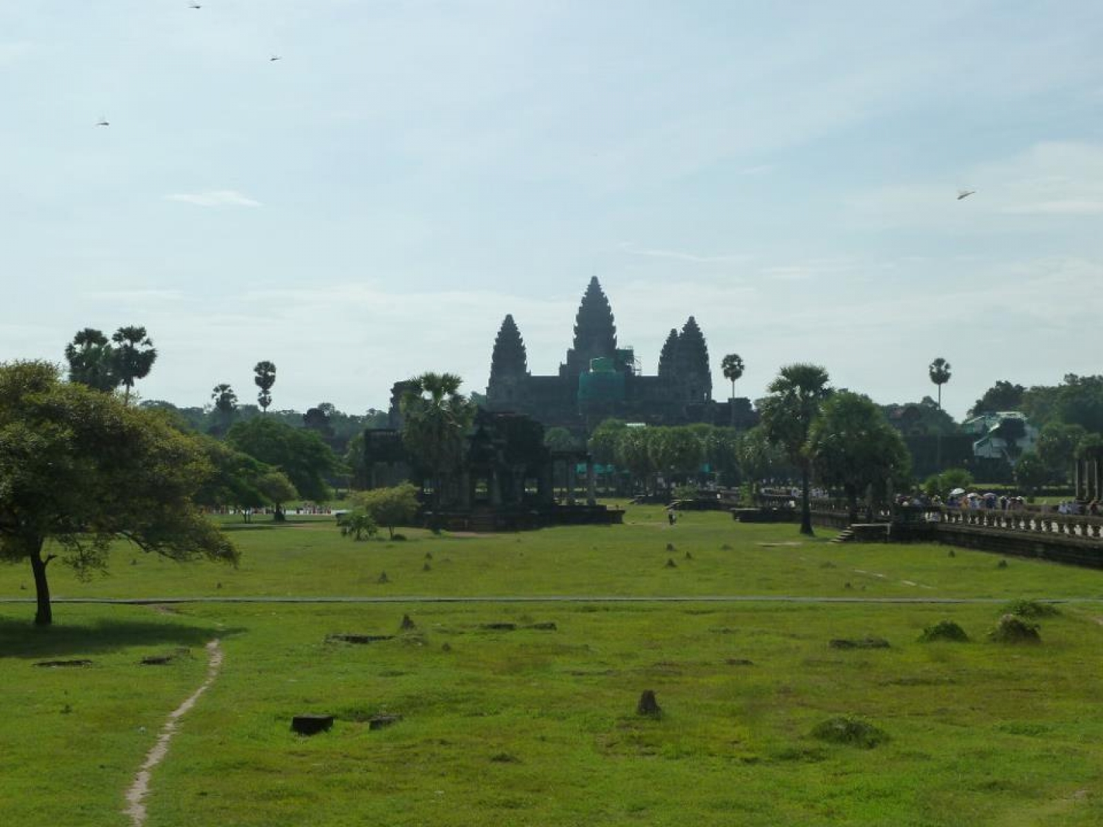 Temple cambodgien